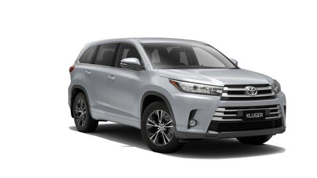 New Toyota Kluger GSU55R GX AWD, 2019 Toyota Kluger GSU55R GX AWD Silver 8 Speed Sports Automatic Wagon