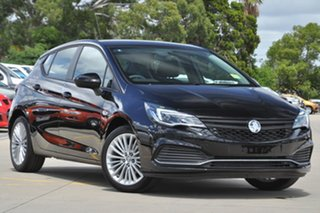 2019 Holden Astra BK MY19 R Mineral Black 6 Speed Sports Automatic Hatchback.