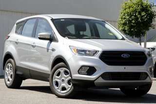2018 Ford Escape ZG 2018.00MY Ambiente 2WD Moondust Silver 6 Speed Manual Wagon.