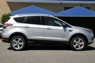 2017 Ford Escape ZG Trend 2WD Moondust Silver 6 Speed Sports Automatic Wagon