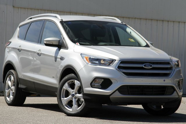 New Ford Escape ZG Trend 2WD, 2017 Ford Escape ZG Trend 2WD Moondust Silver 6 Speed Sports Automatic Wagon