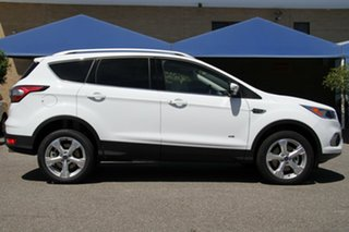 2018 Ford Escape ZG 2018.00MY Trend AWD Frozen White 6 Speed Sports Automatic Wagon