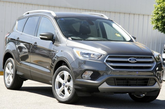 New Ford Escape ZG Trend 2WD, 2017 Ford Escape ZG Trend 2WD Magnetic 6 Speed Sports Automatic Wagon