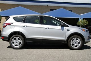 2017 Ford Escape ZG Ambiente 2WD Moondust Silver 6 Speed Sports Automatic Wagon