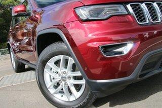 2018 Jeep Grand Cherokee WK MY18 Laredo 4x2 Velvet Red 8 Speed Sports Automatic Wagon.