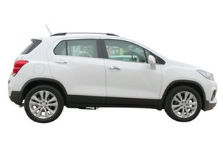 2020 Holden Trax TJ MY20 LTZ Summit White 6 Speed Automatic Wagon
