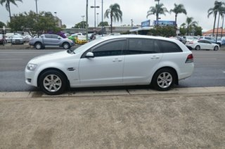 2012 Holden Commodore VE II MY12 Omega White 6 Speed Automatic Sportswagon.