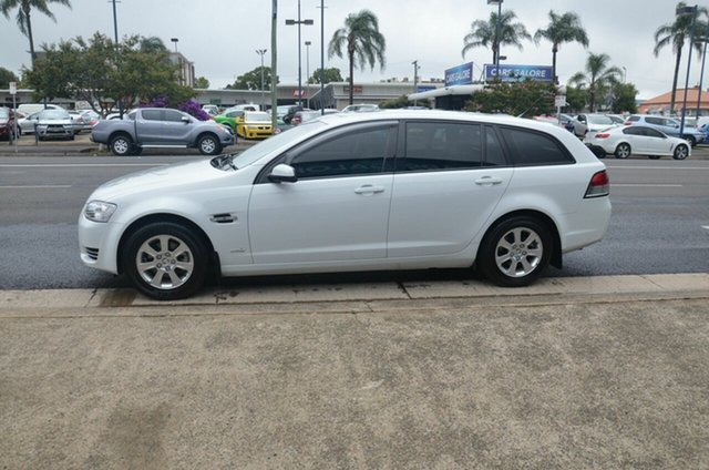 Used Holden Commodore VE II MY12 Omega Toowoomba, 2012 Holden Commodore VE II MY12 Omega White 6 Speed Automatic Sportswagon