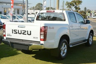 2019 Isuzu D-MAX MY19 LS-U Crew Cab Splash White 6 Speed Sports Automatic Utility.
