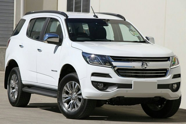 New Holden Trailblazer RG MY19 LTZ, 2019 Holden Trailblazer RG MY19 LTZ Summit White 6 Speed Sports Automatic Wagon