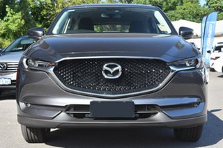 2020 Mazda CX-5 KF4WLA Maxx SKYACTIV-Drive i-ACTIV AWD Sport Machine Grey 6 Speed Sports Automatic