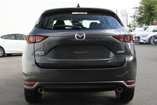 2021 Mazda CX-5 KF4WLA GT SKYACTIV-Drive i-ACTIV AWD Machine Grey 6 Speed Sports Automatic Wagon