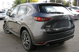 2021 Mazda CX-5 KF4WLA GT SKYACTIV-Drive i-ACTIV AWD Machine Grey 6 Speed Sports Automatic Wagon.