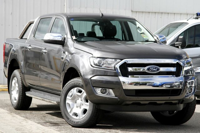 New Ford Ranger PX MkII XLT Double Cab, 2017 Ford Ranger PX MkII XLT Double Cab Magnetic 6 Speed Sports Automatic Utility