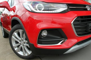 2019 Holden Trax TJ MY18 LTZ (5Yr) Absolute Red 6 Speed Automatic Wagon.