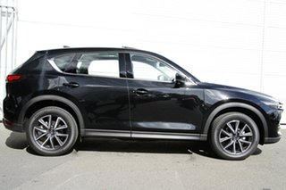 2020 Mazda CX-5 KF4W2A GT SKYACTIV-Drive i-ACTIV AWD Jet Black 6 Speed Sports Automatic Wagon