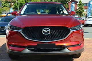 2020 Mazda CX-5 KF4WLA Maxx SKYACTIV-Drive i-ACTIV AWD Sport Soul Red 6 Speed Sports Automatic Wagon