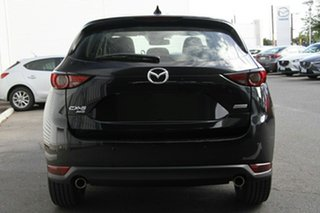 2021 Mazda CX-5 KF4WLA GT SKYACTIV-Drive i-ACTIV AWD Jet Black 6 Speed Sports Automatic Wagon