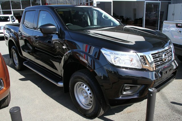 New Nissan Navara D23 S3 SL, 2018 Nissan Navara D23 S3 SL Cosmic Black 7 Speed Sports Automatic Utility
