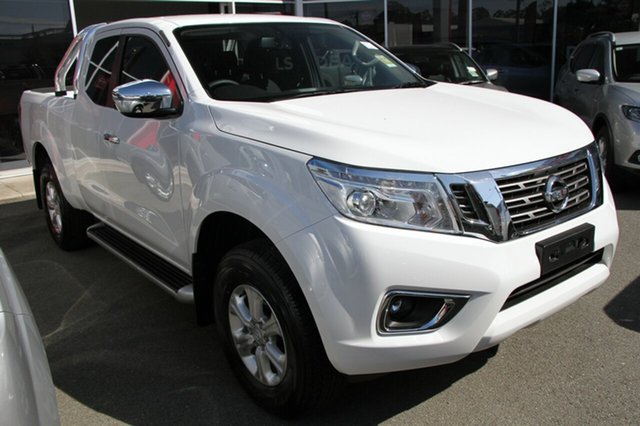 New Nissan Navara D23 S3 ST King Cab, 2019 Nissan Navara D23 S3 ST King Cab Polar White 7 Speed Sports Automatic Utility