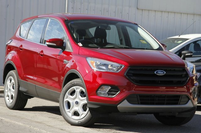 New Ford Escape ZG 2018.00MY Ambiente 2WD, 2018 Ford Escape ZG 2018.00MY Ambiente 2WD Ruby Red 6 Speed Sports Automatic Wagon