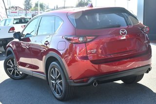 2021 Mazda CX-5 KF4WLA Akera SKYACTIV-Drive i-ACTIV AWD Soul Red Crystal 6 Speed Sports Automatic