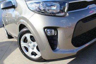 2020 Kia Picanto JA MY20 S Astro Grey 4 Speed Automatic Hatchback.