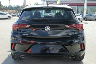 2019 Holden Astra BK MY19 RS-V Mineral Black 6 Speed Sports Automatic Hatchback
