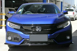 2019 Honda Civic 10th Gen MY19 RS Blue 1 Speed Constant Variable Hatchback