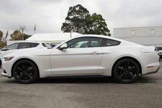 2017 Ford Mustang FM MY17 Fastback SelectShift White Platinum 6 Speed Sports Automatic Fastback