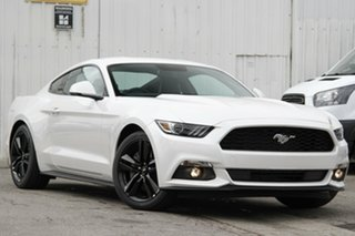 2017 Ford Mustang FM MY17 Fastback SelectShift White Platinum 6 Speed Sports Automatic Fastback.