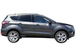 2017 Ford Escape ZG Titanium PwrShift AWD Magnetic 6 Speed Sports Automatic Dual Clutch Wagon