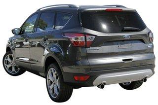 2017 Ford Escape ZG Titanium PwrShift AWD Magnetic 6 Speed Sports Automatic Dual Clutch Wagon.
