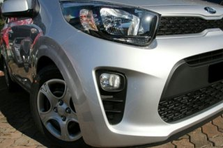 2020 Kia Picanto JA MY20 S Sparkling Silver 4 Speed Automatic Hatchback.