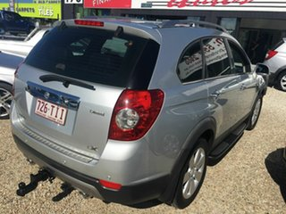 2011 Holden Captiva CG Series II 7 SX (FWD) Silver 6 Speed Automatic Wagon