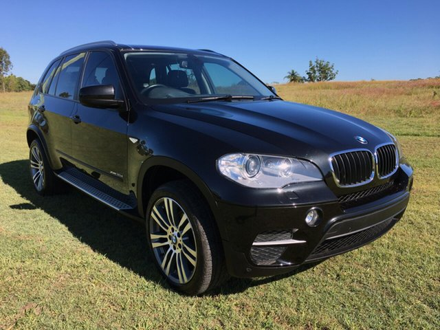 Used BMW X5 E70 MY1112 xDrive30d Steptronic, 2013 BMW X5 E70 MY1112 xDrive30d Steptronic Black 8 Speed Sports Automatic Wagon