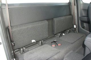 2018 Isuzu D-MAX MY18 LS-U Space Cab Splash White 6 Speed Sports Automatic Utility