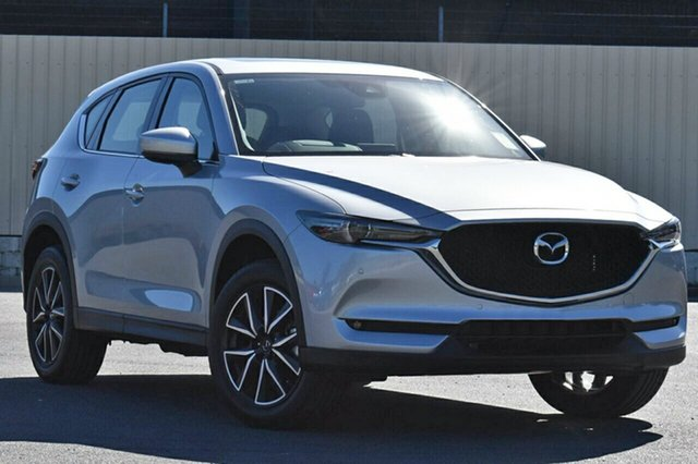 New Mazda CX-5 KF4WLA GT SKYACTIV-Drive i-ACTIV AWD Paradise, 2020 Mazda CX-5 KF4WLA GT SKYACTIV-Drive i-ACTIV AWD Sonic Silver 6 Speed Sports Automatic Wagon