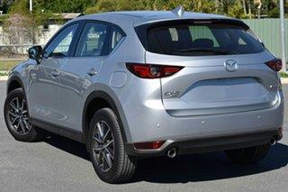 2021 Mazda CX-5 KF4WLA GT SKYACTIV-Drive i-ACTIV AWD Sonic Silver 6 Speed Sports Automatic Wagon.