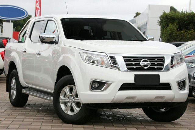 New Nissan Navara D23 S3 ST, 2018 Nissan Navara D23 S3 ST Polar White 6 Speed Manual Utility