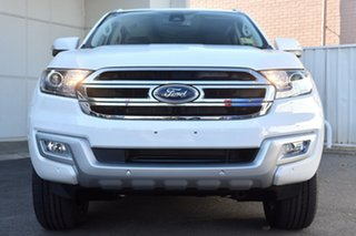 2018 Ford Everest UA MY18 Trend 4WD Arctic White 6 Speed Sports Automatic Wagon.