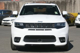 2020 Jeep Grand Cherokee WK MY20 SRT Bright White 8 Speed Sports Automatic Wagon