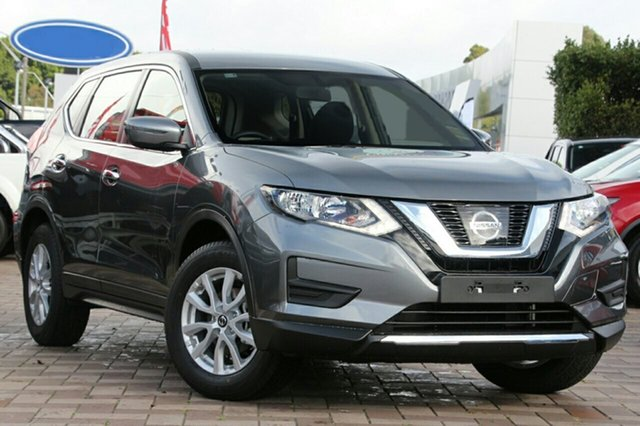New Nissan X-Trail T32 Series II ST X-tronic 2WD, 2018 Nissan X-Trail T32 Series II ST X-tronic 2WD Gun Metallic 7 Speed Constant Variable Wagon