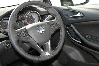 2020 Holden Astra BK MY20 RS-V Mineral Black 6 Speed Sports Automatic Hatchback