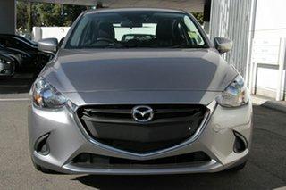 2018 Mazda 2 DJ2HA6 Neo SKYACTIV-MT Aluminium 6 Speed Manual Hatchback