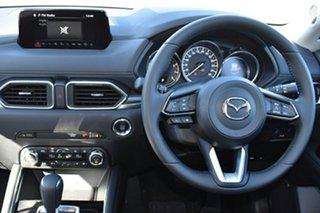 2018 Mazda CX-5 KF4WLA GT SKYACTIV-Drive i-ACTIV AWD Sonic Silver 6 Speed Sports Automatic Wagon