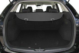 2021 Mazda CX-5 KF2W7A Maxx SKYACTIV-Drive FWD Jet Black 6 Speed Sports Automatic Wagon