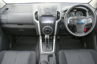 2020 Isuzu D-MAX MY19 LS-U Crew Cab 4x2 High Ride Obsidian Grey 6 Speed Sports Automatic Utility