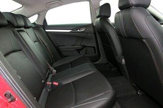 2019 Honda Civic 10th Gen MY19 RS Rallye Red 1 Speed Constant Variable Sedan
