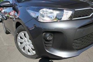 2019 Kia Rio YB MY20 S Platinum Graphite 4 Speed Sports Automatic Hatchback.